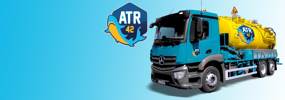 ATR 42 VIDANGE. intervient sur l'ensemble du département de la Haute Garonne. Vidanges fosses.Débouchage/Curage Canalisations. Contrats d'Entretien ANC...